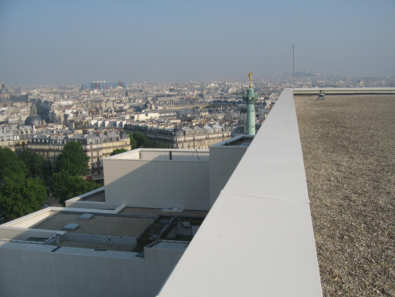 Couvertine ITE en aluminium COUVERNET
